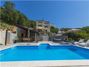 Privat boende med pool Rijeka och Crikvenicas Riviera,Boka PEZ Från 1024 SEK