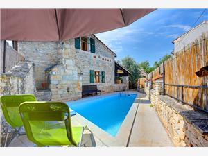 Villa Dani Svetvincenat, Dimensioni 50,00 m2, Alloggi con piscina