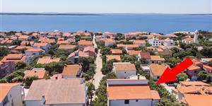 Апартаменты - Mandre - ostrov Pag