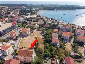 Апартаменты и Kомнаты Nada Северо-Далматинские острова, квадратура 14,00 m2, Воздух расстояние до центра города 400 m