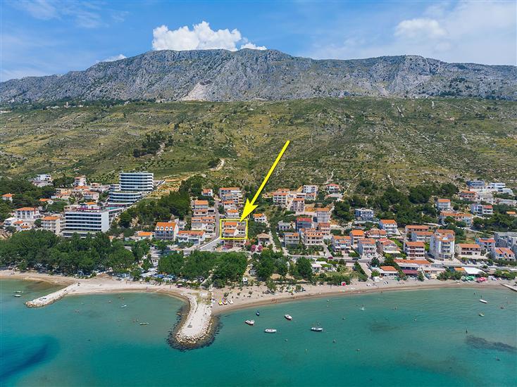 Lägenheter Villa Aquamarine