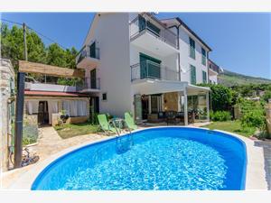 Accommodatie met zwembad Midden Dalmatische eilanden,Reserveren Diem Vanaf 143 €