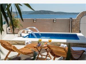 Villa Insula Ventum , Lucht afstand tot de zee 10 m, Lucht afstand naar het centrum 50 m