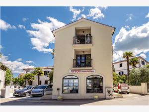 Appartementen Dumica Malinska - eiland Krk,Reserveren Appartementen Dumica Vanaf 101 €