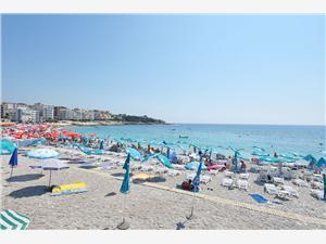Ferienwohnungen Lara S Bar und Ulcinj Riviera, Größe 22,00 m2, Entfernung vom Ortszentrum (Luftlinie) 200 m