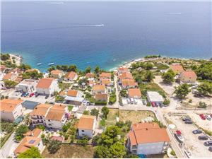 Üdülőházak Split és Trogir riviéra,Foglaljon Snežana From 72083 Ft