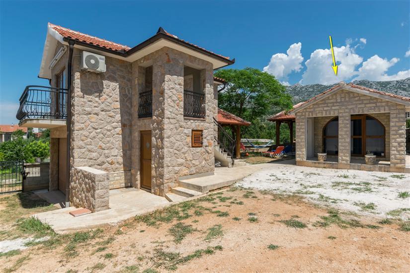 Casa Paklenica Stone ll
