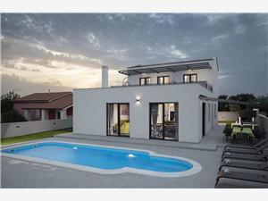 Villa PerLe Škatari, Pula, Rozloha 210,00 m2, Ubytovanie sbazénom