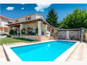 Villa Pelizzar Vrsar, Size 110.00 m2, Accommodation with pool