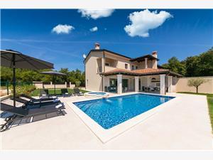 Villa GreenBlue Cervar - Porat (Porec),Prenoti Villa GreenBlue Da 412 €