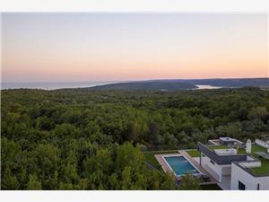 Villa La Bella Labin, Powierzchnia 130,00 m2, Kwatery z basenem