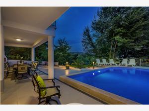 Villa Riviera von Rijeka und Crikvenica,Buchen Josip Ab 383 €