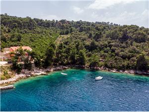 Beachfront accommodation South Dalmatian islands,Book Dalibor From 52 €