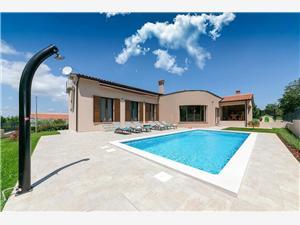 Villa Milica Labin, Superficie 205,00 m2, Hébergement avec piscine