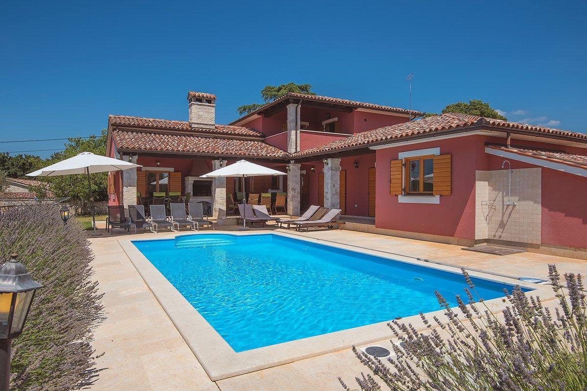 Alloggi con piscina l'Istria Blu,Prenoti Ljubica Da 293 €