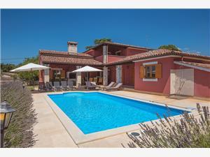 Villa Ljubica Gröna Istrien, Storlek 250,00 m2, Privat boende med pool