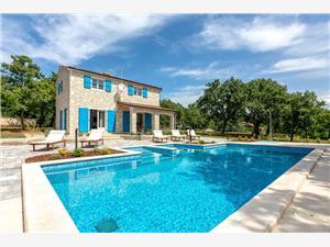 Villa Irena Funtana Funtana (Porec), квадратура 140,00 m2, размещение с бассейном