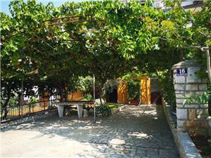 Apartmány Alida Modrá Istria, Rozloha 62,00 m2, Vzdušná vzdialenosť od centra miesta 800 m
