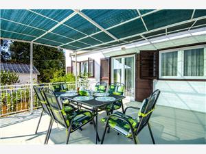 Ferienwohnung Snjezana Marina, Größe 113,00 m2, Privatunterkunft mit Pool