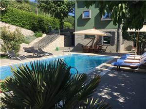 Апартамент Kvarner bay Matulji, квадратура 120,00 m2, размещение с бассейном