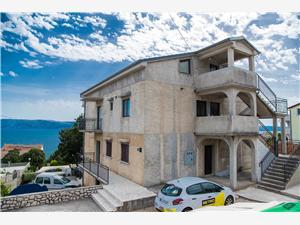 Appartementen Penthouse Novi Vinodolski (Crikvenica),Reserveren Appartementen Penthouse Vanaf 171 €