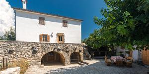 Dom - Dobrinj - wyspa Krk