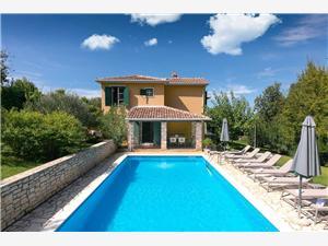 Vila Modrá Istrie,Rezervuj Splendida Od 6656 kč