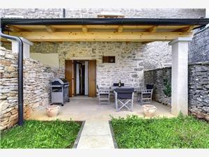 Casa Gaia Barban, Rozloha 130,00 m2