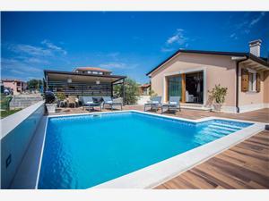 Namestitev z bazenom Modra Istra,Rezerviraj Deluxe Od 226 €