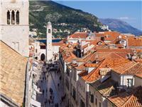 Day 1 (Monday) Dubrovnik
