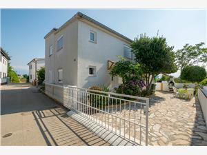 Appartement Seka Privlaka (Zadar), Kwadratuur 50,00 m2, Lucht afstand naar het centrum 700 m