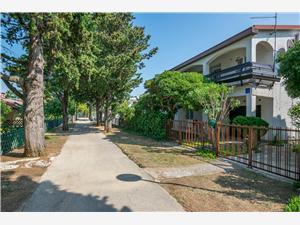 Lägenheter Mira Sabunike (Privlaka), Storlek 47,00 m2, Luftavstånd till havet 200 m, Luftavståndet till centrum 100 m