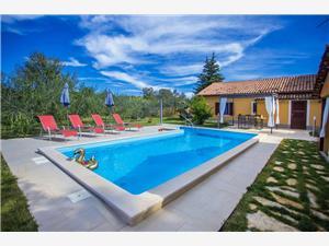 Soukromé ubytování s bazénem Pina Visnjan (Porec),Rezervuj Soukromé ubytování s bazénem Pina Od 2772 kč