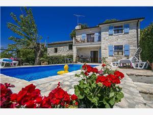 Hébergement avec piscine Irma Funtana (Porec),Réservez Hébergement avec piscine Irma De 110 €