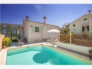 Accommodation with pool GF25 Visnjan (Porec),Book Accommodation with pool GF25 From 114 €
