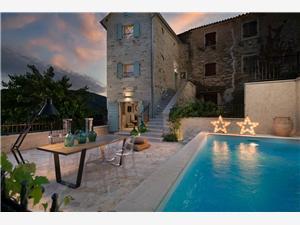 Casa Gradinje Livade, Prostor 70,00 m2, Soukromé ubytování s bazénem