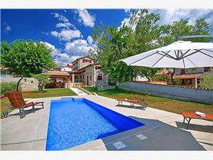 Namestitev z bazenom Modra Istra,Rezerviraj Nino Od 184 €