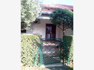 Lägenheter Barbara Sabunike (Privlaka), Storlek 50,00 m2, Luftavstånd till havet 200 m, Luftavståndet till centrum 100 m