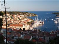 Jour 4 (Mardi) Trogir - Hvar -  Korčula