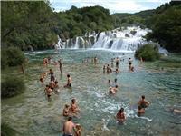 Jour 10  (Lundi) Split - Skradin - Krka Cascades