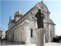 Jour 11  (Mardi) Skradin - Šibenik - Vodice