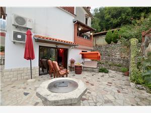 Апартамент Karmen Moscenicka Draga (Opatija), квадратура 45,00 m2, Воздух расстояние до центра города 750 m