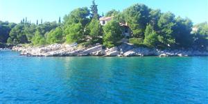 Huis - Milna - eiland Brac