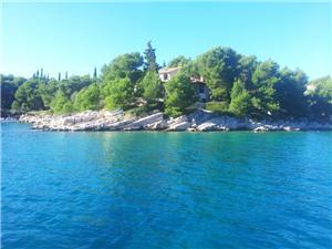 Huis Villa Erta Milna - eiland Brac, Kwadratuur 87,00 m2, Lucht afstand tot de zee 10 m