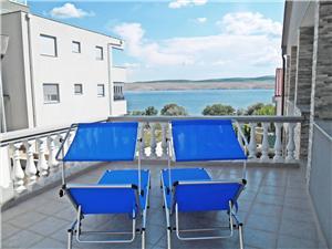 Apartmani seaview Maslenica (Zadar),Rezerviraj Apartmani seaview Od 438 kn