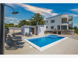 Accommodation with pool ILIEVSKI Jadranovo (Crikvenica),Book Accommodation with pool ILIEVSKI From 1114 €