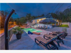Accommodation with pool Rijeka and Crikvenica riviera,Book Pavlina From 325 €