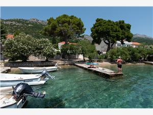 Accommodatie aan zee Schiereiland Peljesac,Reserveren Marie Vanaf 347 €