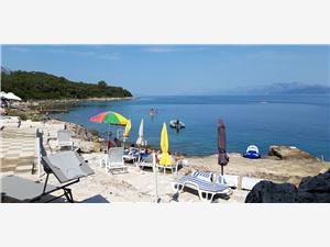 Ferienwohnung LEA Peljesac, Größe 60,00 m2, Luftlinie bis zum Meer 5 m, Entfernung vom Ortszentrum (Luftlinie) 300 m