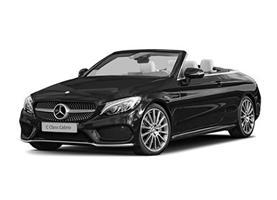 Mercedes C Class Cabrio Automatic A/C